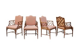 Image of Thomas Chippendale Dining Chairs