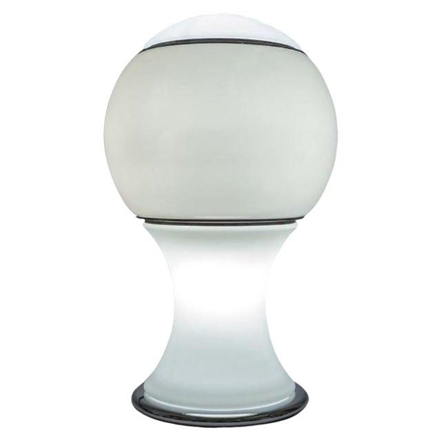 Rare Mongolfiera Lamp by Fontana Arte For Sale