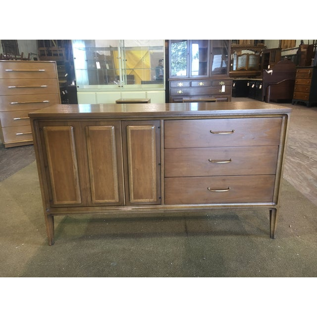 Mid Century Broyhill Premier Credenza Buffet For Sale - Image 10 of 10