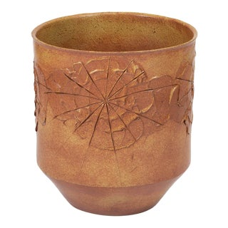 "David Cressey for Architectural Pottery Pro/Artisan ""Solar"" Planter For Sale"