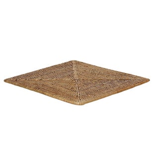 """Artifacts Rattan Placemat 13""""x13"""" For Sale"""