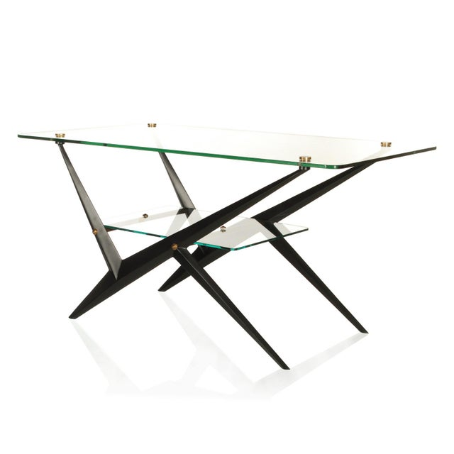 1960s Vintage Angelo Ostuni Italian Cocktail Table For Sale - Image 9 of 9