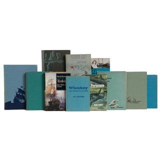 Vintage Sea Mist Nautical Book Set, (S/20) Preview
