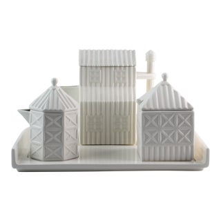 Swid Powell Tigerman McCurry Ceramic Teaside Set For Sale