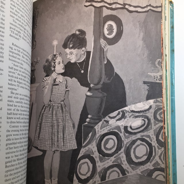 "1959 ""The Shirley Temple Treasury"" Book For Sale - Image 9 of 11"