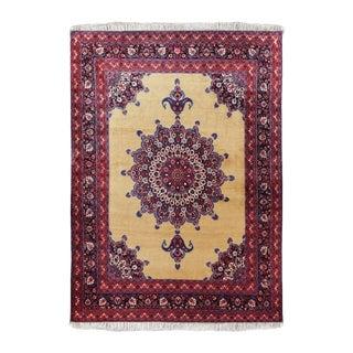 "Torbat Persian Wool Rug-8'3"" X 11'9"" For Sale"