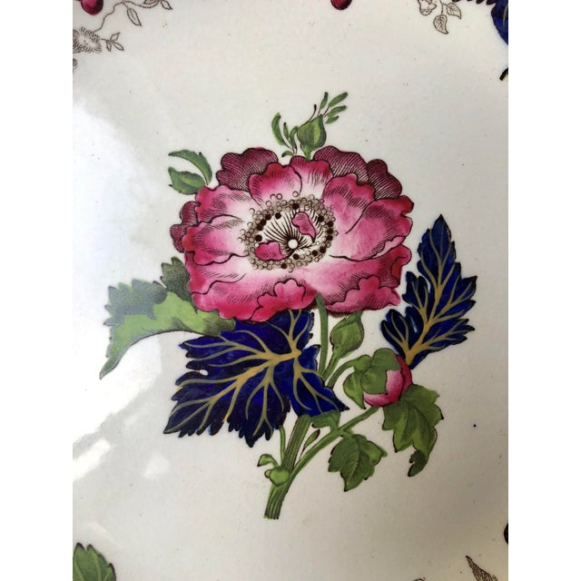 """Wow. This one is a real stunner! Very rare Wedgwood Etruria """"Vine"""" pattern A6736N, circa 1897. Quite exceptional. The..."""