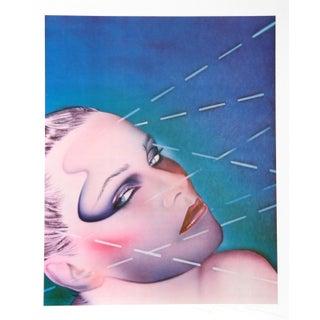 """Pater Sato, """"Vision"""", Art Deco Lithograph For Sale"""