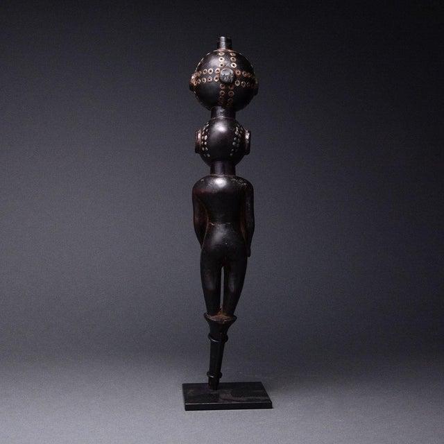 Bongo Wooden Figure For Sale - Image 4 of 5