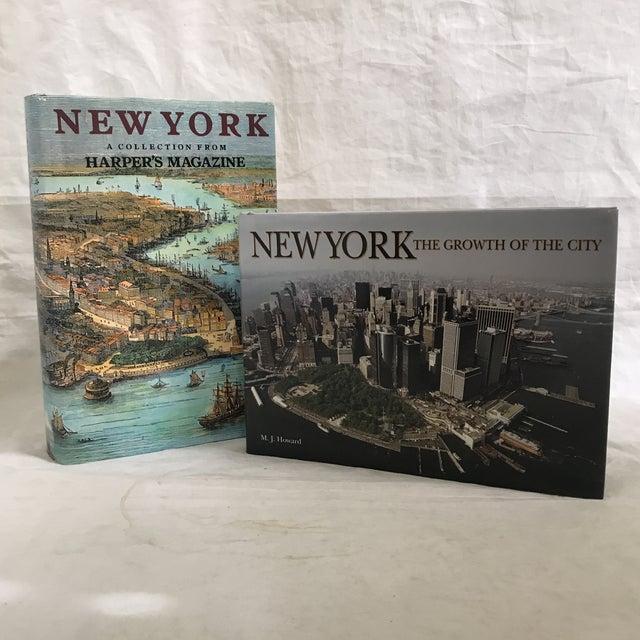 New York City Nostalgia Books - a Pair For Sale - Image 12 of 12