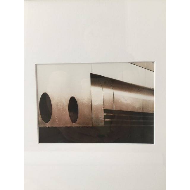 Contemporary Modernist Framed Photograph For Sale - Image 3 of 8