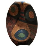 Image of Contemporary Decorative Bowl, Signed For Sale