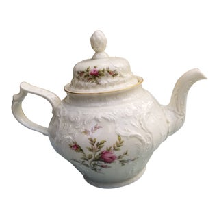 Rosenthal China Classic Sanssouci Tea Pot For Sale