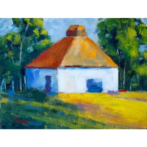 """Harmony, CA"" Plein Air Oil Painting For Sale In San Francisco - Image 6 of 6"