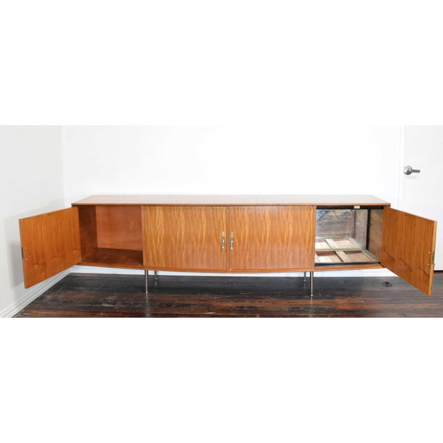 1960s African Mahogany Sideboard For Sale - Image 9 of 12