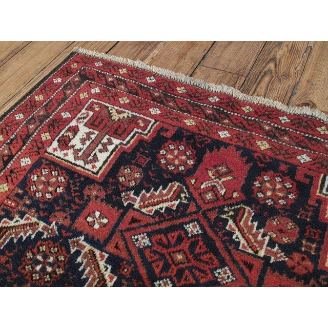 Antique Baluch Rug For Sale - Image 4 of 8