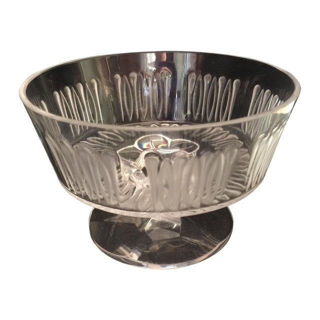 Lalique Crystal Bowl - Image 1 of 3