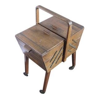 Concertina Dutch Sewing Box