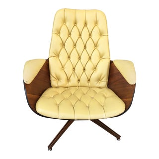 1950s Vintage George Mulhauser for Plycraft Mister Chair For Sale