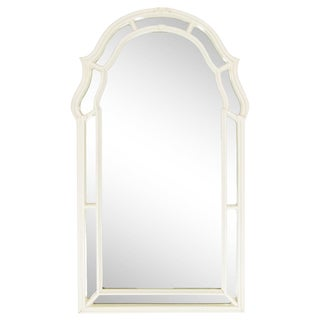 LaBarge Arched Double Framed Mirror For Sale