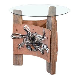 Studio Ceramic Side Table