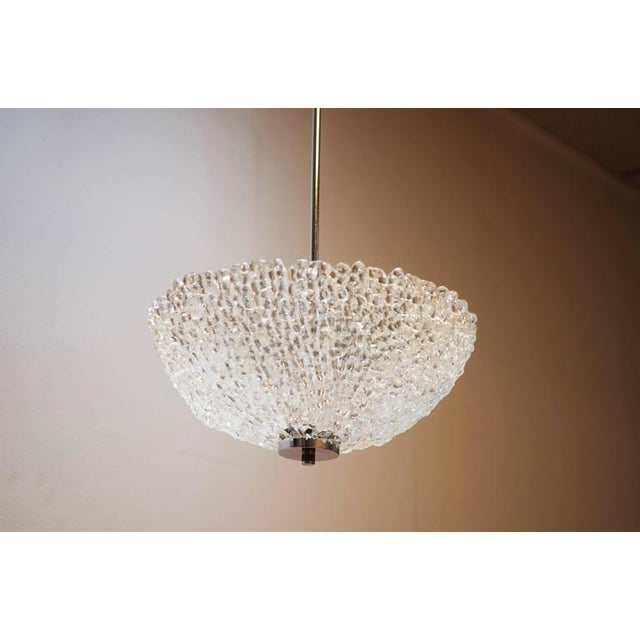 1960s Perspex Ceiling Lamp by Austrolux, 1960s For Sale - Image 5 of 9