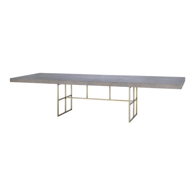 Century Furniture Kendall Dining Table For Sale