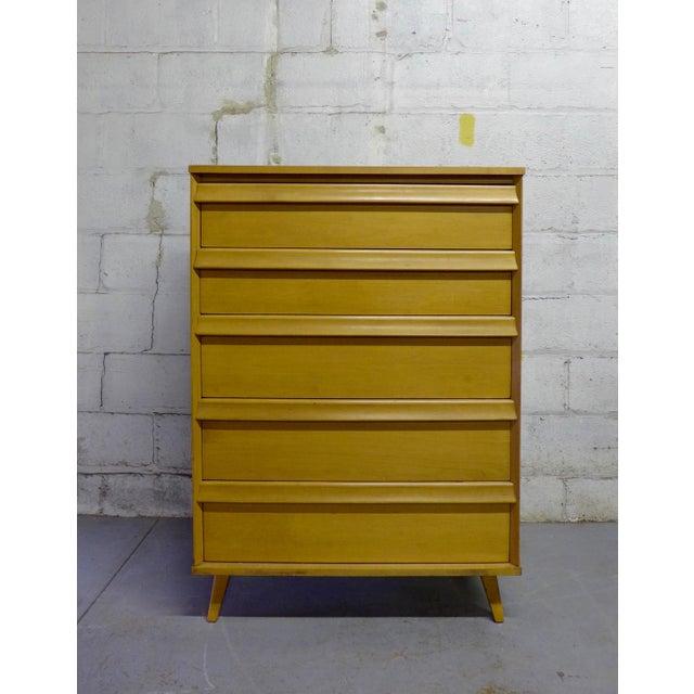 Baumritter Mid-Century Modern Dresser - Image 2 of 6