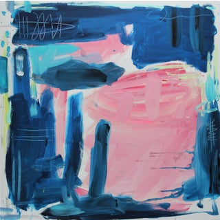 Sanctuary Contemporary Abstract Painting