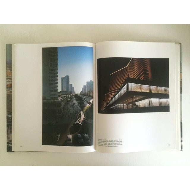 """Boho Chic """" Moskau """" Vintage 1975 Photography Cultural Travel Large Art Book in German For Sale - Image 3 of 11"""