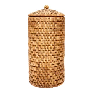 Hand Woven Double Tissue Holder For Sale