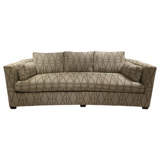 Hickory Chair Thomas O'Brien Julien Curved Sofa For Sale