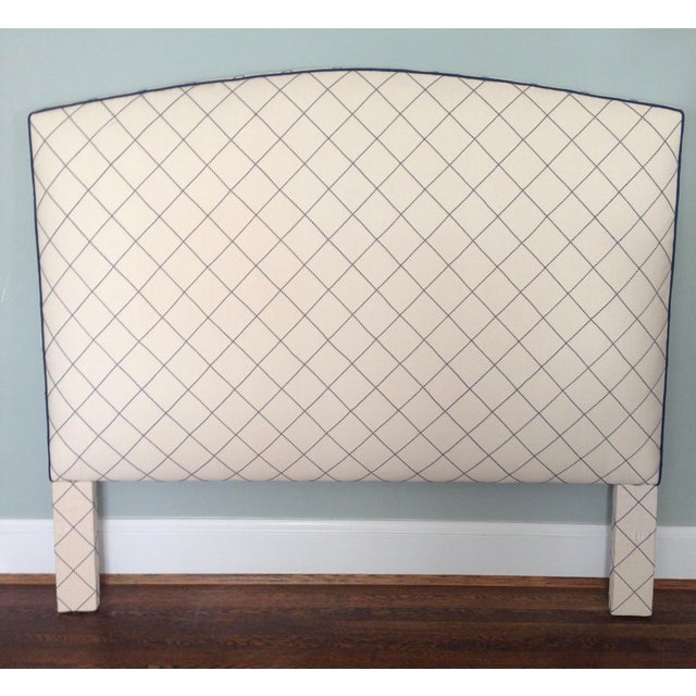 Upholstered Queen Size Headboard - Image 5 of 5