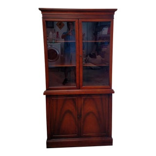 Country Style Corner Cabinet For Sale