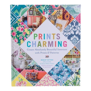 Prints Charming Book by Madcap Cottage, Signed For Sale