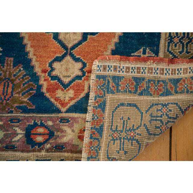 """Vintage Oushak Rug - 2'8"""" x 4'2"""" For Sale In New York - Image 6 of 10"""