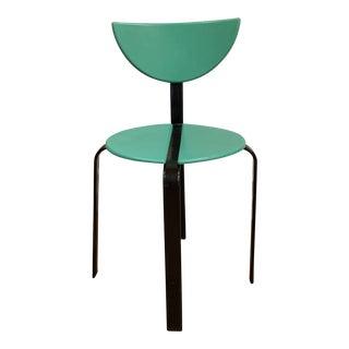 1980s Post Modern Bks Denmark Chair For Sale