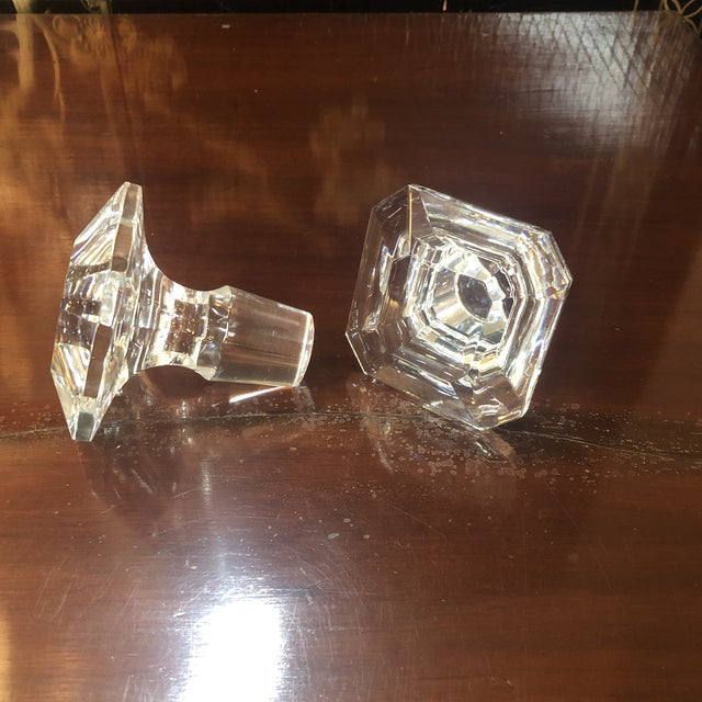 Early 21st Century Baccarat Crystal Decanter For Sale - Image 5 of 10