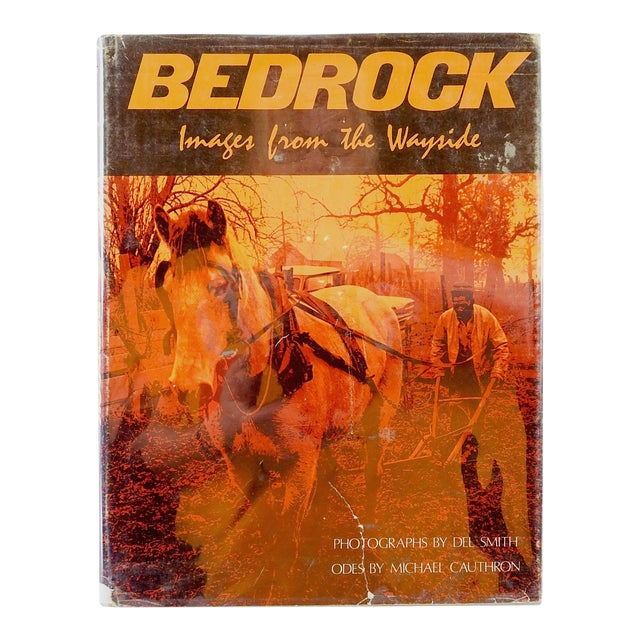 """""""Bedrock : Images From the Wayside"""" 1975 Book - Image 1 of 11"""