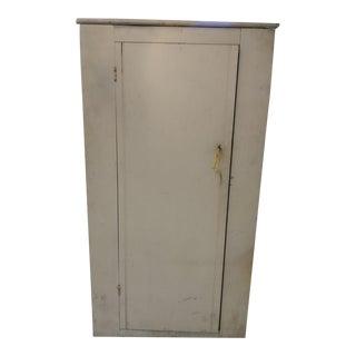 Circa 1850's Pine Cabinet For Sale
