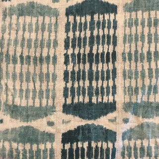 """Carleton V """"Abacus"""" Linen Fabric For Sale"""