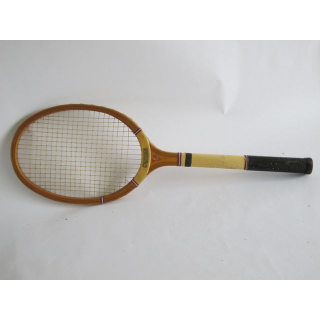 Cortland Collegian Tennis Racquet - Image 6 of 6