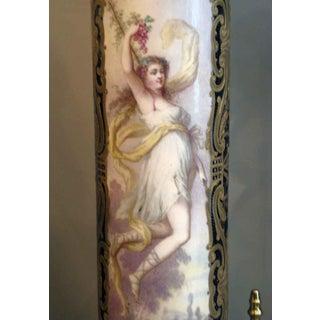 Antique French Porcelain Pedestal Preview