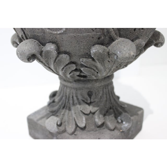 Sculpture Materials Vintage Victorian Style Artisan Bird House Birdhouse For Sale - Image 7 of 13