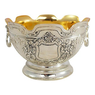 Silver-Plate Catchall For Sale