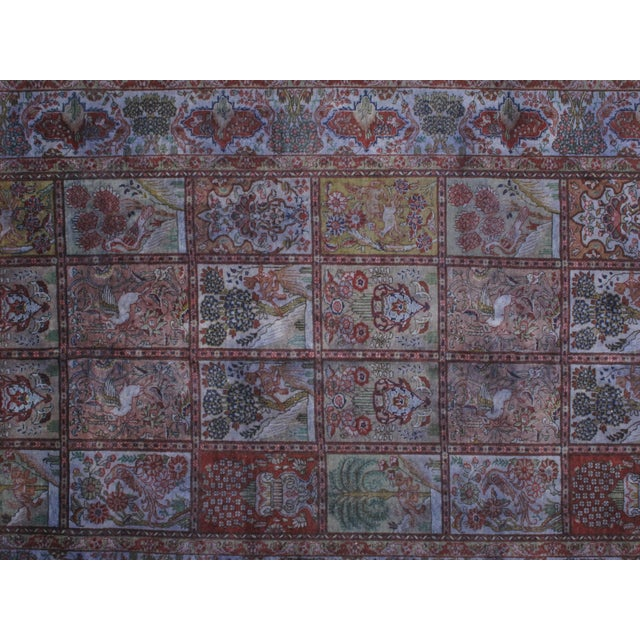 Islamic Leon Bnailivi Over Dye Persian Rug - 7′9″ × 12′ For Sale - Image 3 of 6