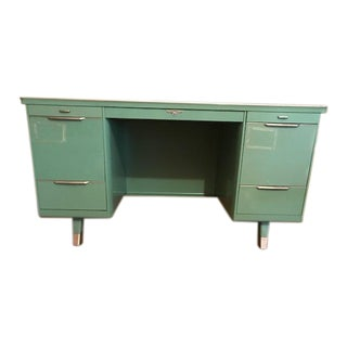General Fireproofing Mid-Century Desk