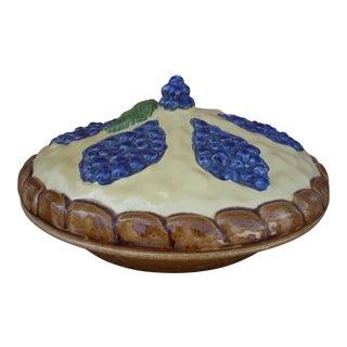 Ceramic Pie Keeper