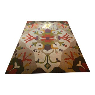 Designer Rug XL Size 100% Wool by Nanimarquina For Sale