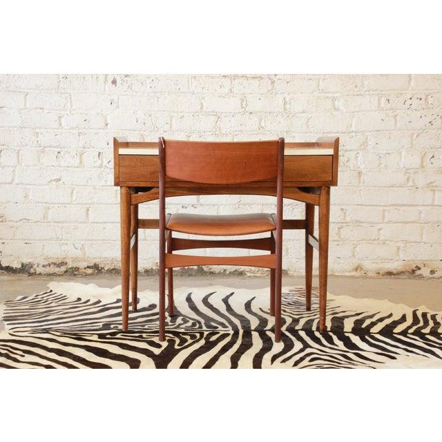 Merton Gershun Mid-Century Modern Desk - Image 7 of 11